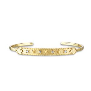 Diamond Star Cuff