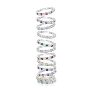 Artistry Stacking Rings