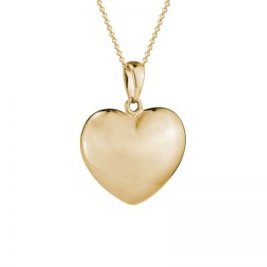 Artistry Puffy Heart Pendant