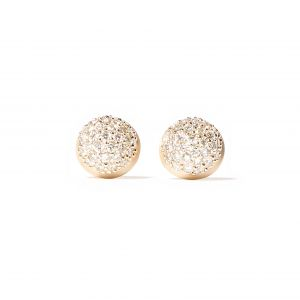 The Crew Dome Stud Earrings