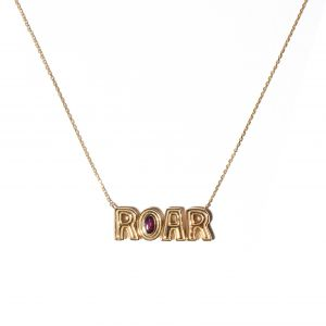 Juju ROAR Charm Necklace