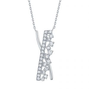 Drizzle Lab Grown Diamond Necklace